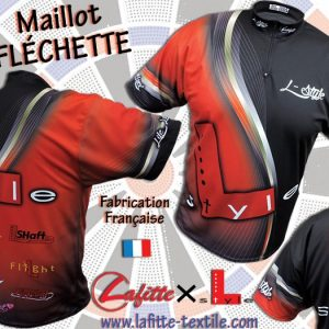 maillot l-style reloaded type fléchettes