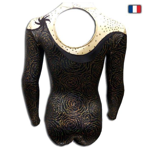 Textile Lafitte - Justaucorps gymnastique, danse, patinage