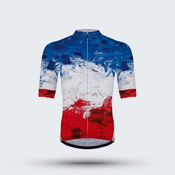 Maillot de cyclisme France