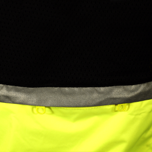 Textile Lafitte - Veste jaune fluo