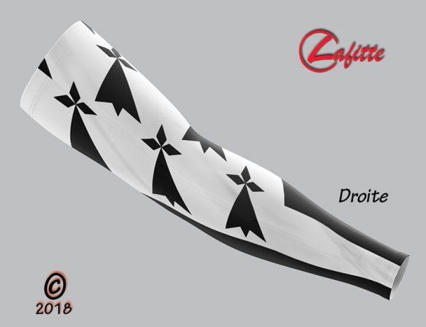 Textile Lafitte - Manchettes de fléchettes personnalisées