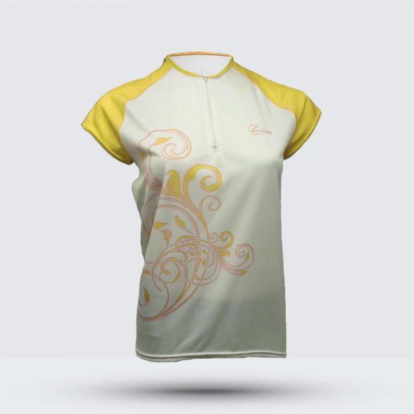 maillot de vélo femme